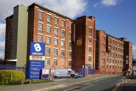 Kingston Mill, Chestergate, Stockport