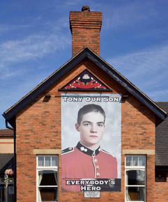 Neil 'Tony' Downes, Greenside Lane, Droylsden