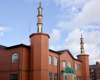 Jamae Noor Mosque, Stamford Street, Old Trafford