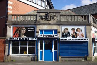 Bolton Co-operative Society building, Halliwell Street, Halliwell, Bolton