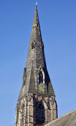St Matthew's Church, Grenville Road, Edgeley, Stockport