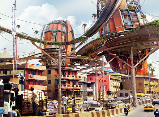 Shanty Mega-structures