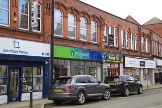 Tyldesley Industrial Co-operative Society, Elliott Street, Tyldesley