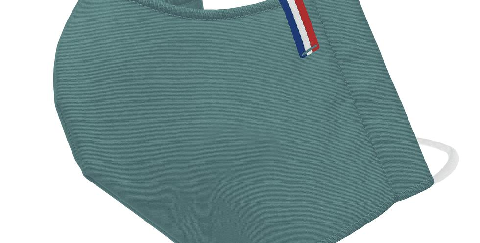 Masque l'ELITE Bleu Canard - Adultes - Catégorie 1