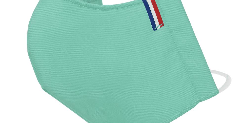 Masque l'ELITE Bleu Turquoise - Adultes - Catégorie 1