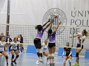 UCAM acaricia las dos finales y la UPV gana y será su rival si vence a A Coruña