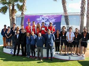 Murcia se impone en la final oro, y la UCAM, en la plata.
