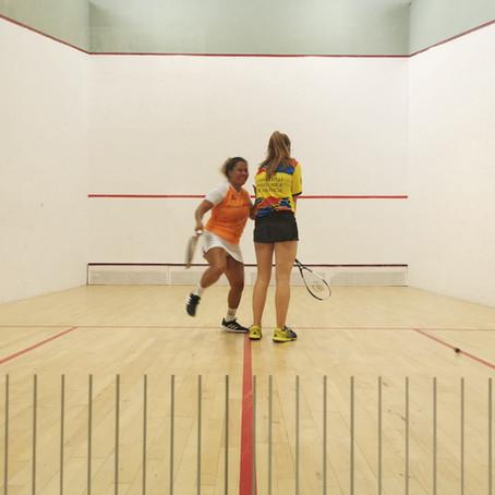CADU de Squash en la UPV