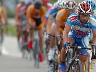 O ciclismo e a depilação