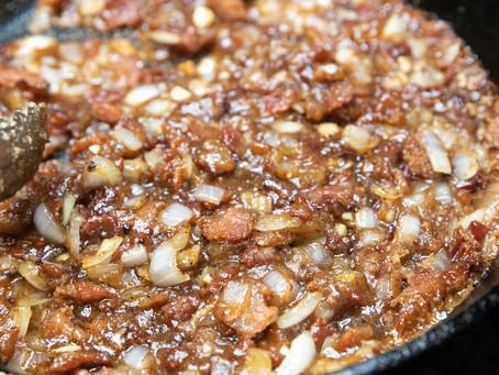 Best Bacon Jam Recipe | Gettin' Basted