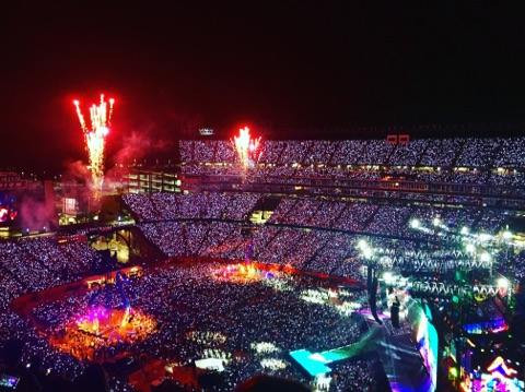 Taylor Swift Rounds Out Three Day Run At Gillette Stadium
