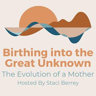 Birthing into the Unknown, a top Pregnancy Podcast by Labor of Love