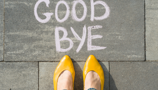 How to Say Goodbye: Letting Go of Good-Byes