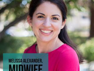 Melissa Alexander - An Extraordinary Midwife