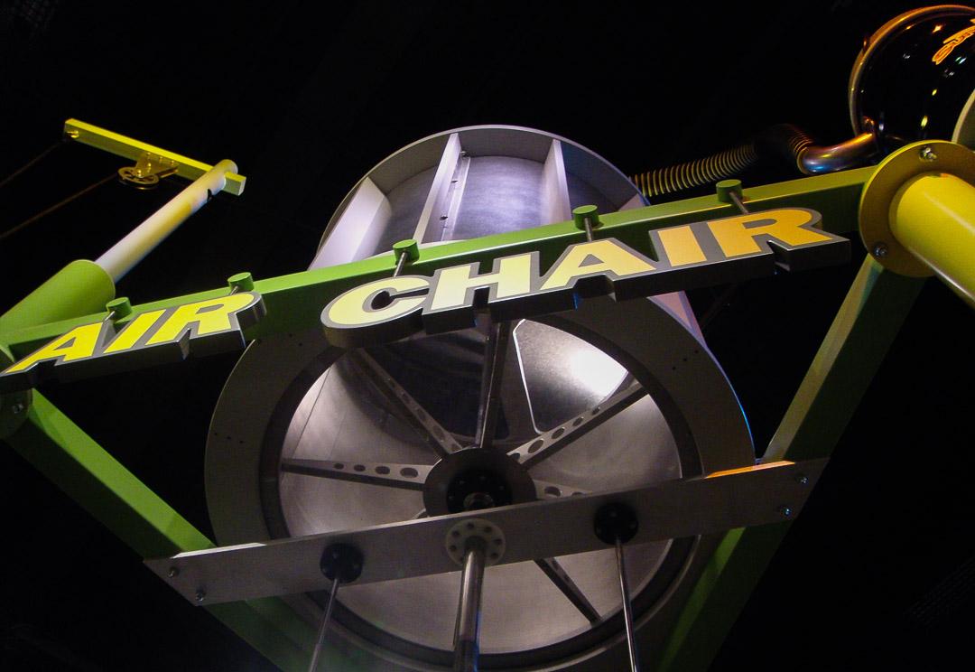 Air Chair by CW Shaw Inc