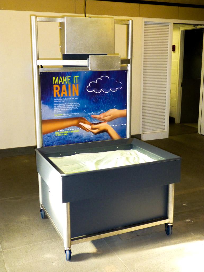 AR Sandbox | CW Shaw Inc.