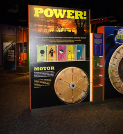 Electric Motor by CW Shaw Inc