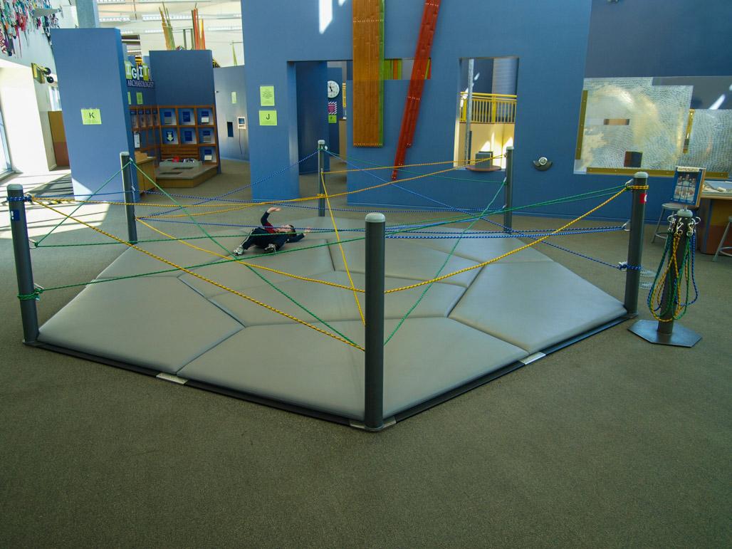 Rope Maze | CW Shaw Inc
