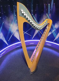 laser harp csc