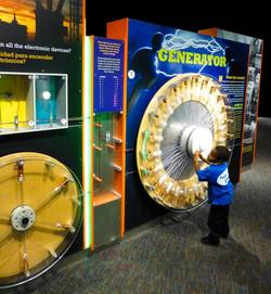 Electric Generator by CW Shaw Inc