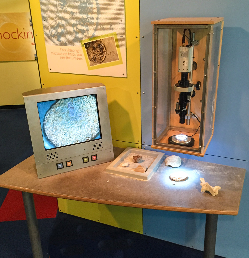 Video Light Microscope | CW Shaw Inc