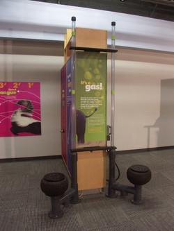 Power Pump Seats by CW Shaw Inc