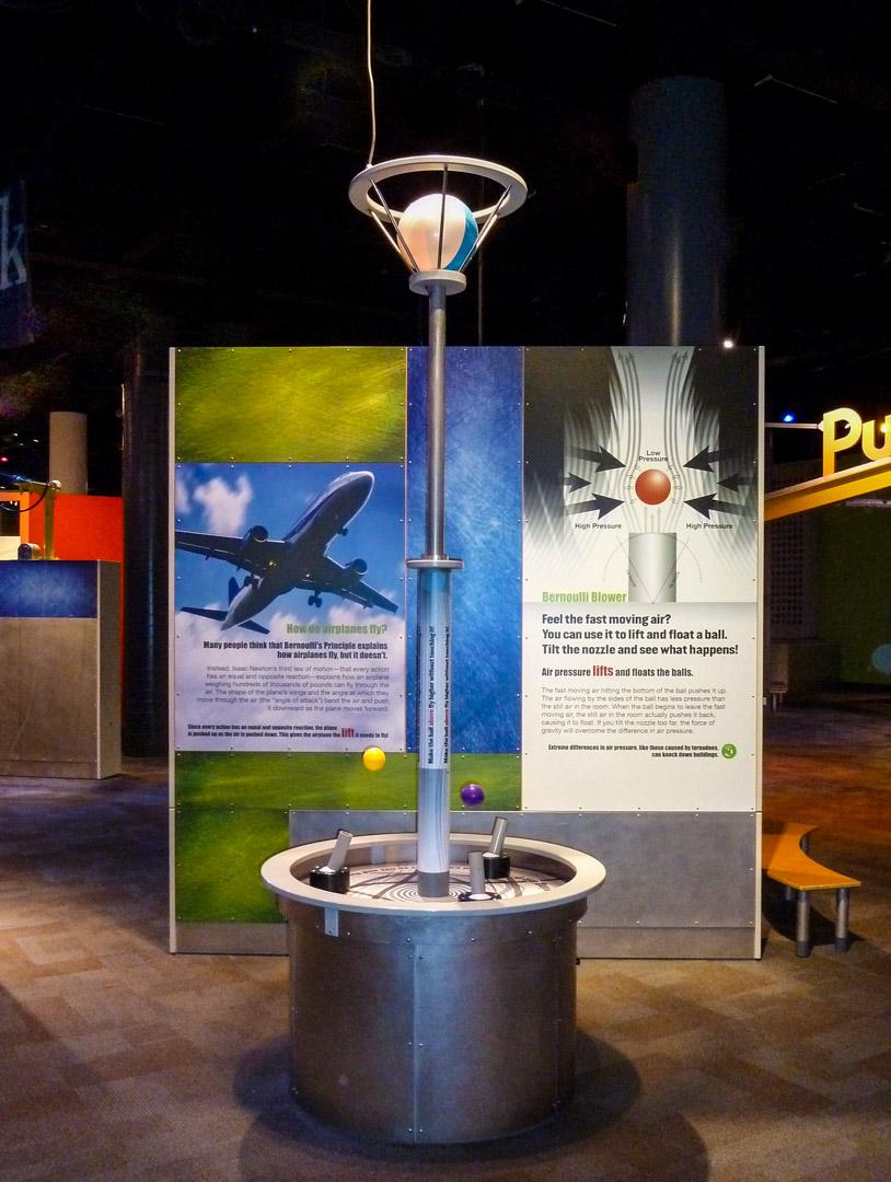 Bernoulli Blower by CW Shaw Inc