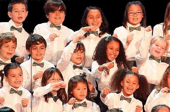 Stage enfants, stage gospel d'été