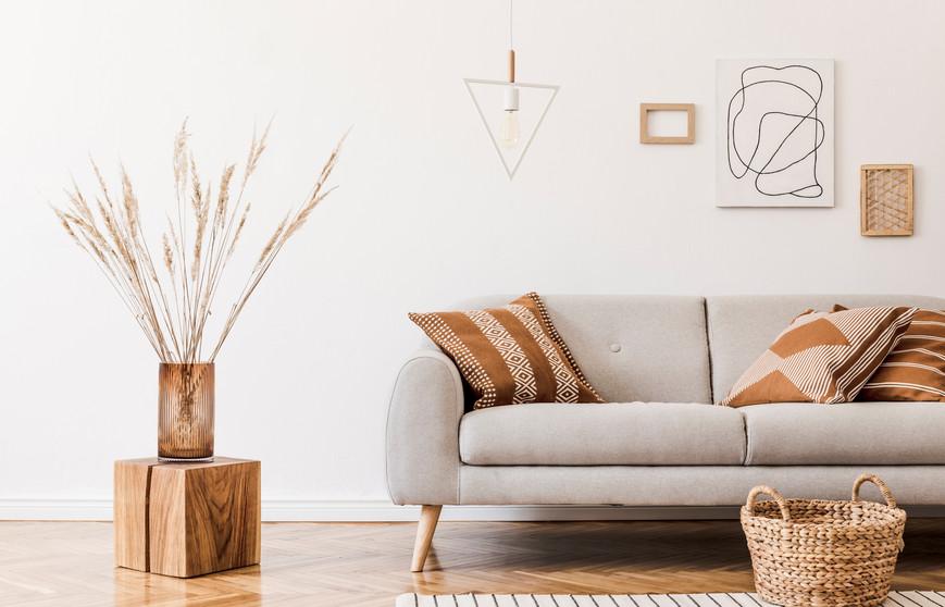 New show home Living area