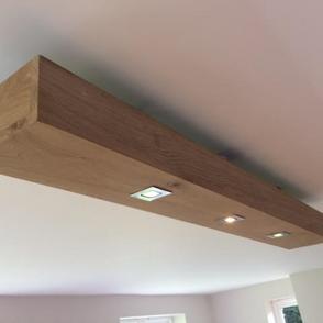 Oak Box Light