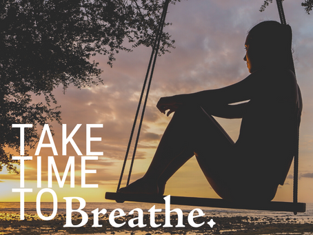 How to Take Time for Yourself