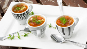 Hearty Ministrone Soup