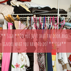 De-cluttering Can Motivate Yout