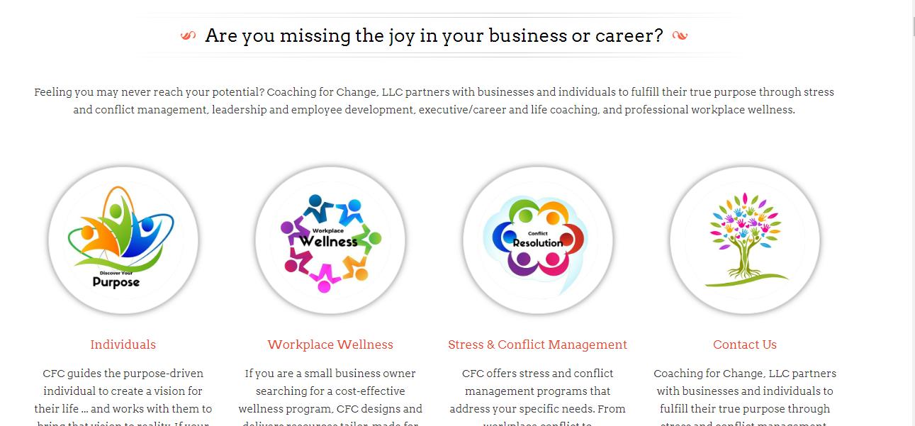 CFC Coaching for Change