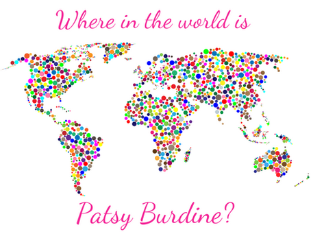Patsy... Where Have You Been?