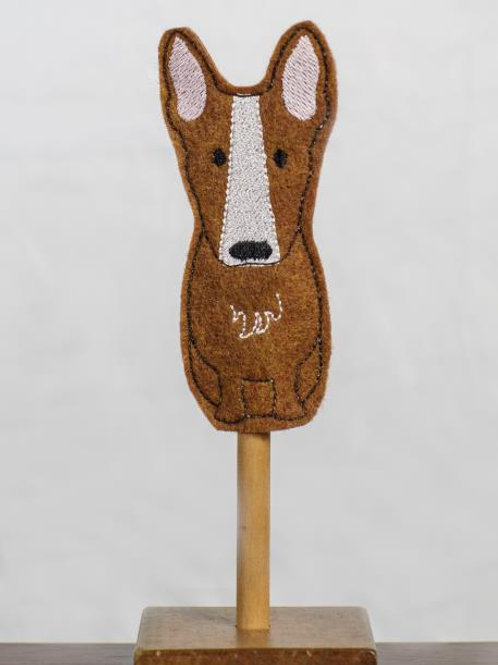 Finger Puppet - Stella