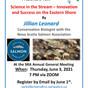 Special Guest Speaker AGM June 3: Jillian Leonard
