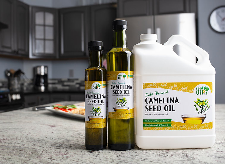 Camelina Seed Oil