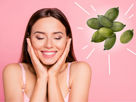 How Pumpkin Seed Oil Can Improve Skin Health & Discourage Acne!