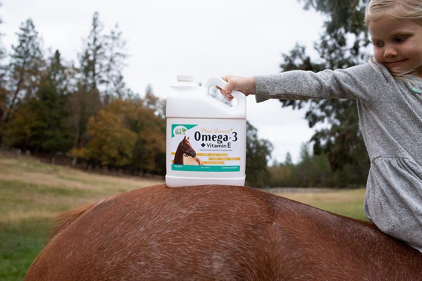 Omega-3 for Equine & Livestock