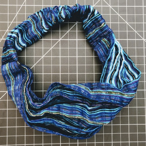 Mayan Scarf Hairband Regular Multicolor
