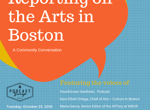 Women Shaping the Arts in Boston