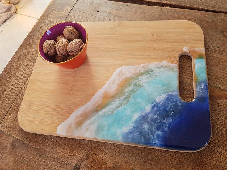 Planche effet mer