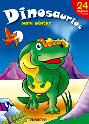 Dinosaurios para Pintar