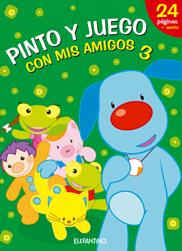 Pinto y Juego con mis Amigos 3