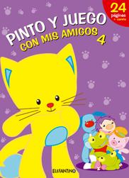 Pinto y Juego con mis Amigos 4