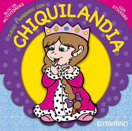 Chiquilandia Princesas
