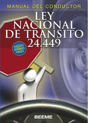 Ley Nacional de Tránsito 24.449