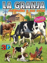 La Granja, Animales y sus Crías 3D