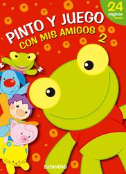 Pinto y Juego con mis Amigos 2